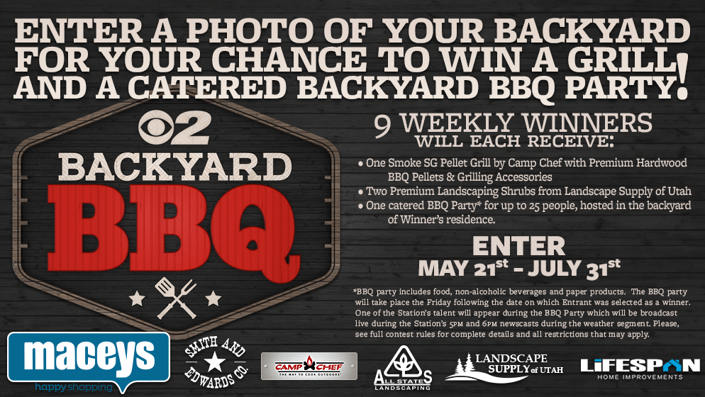 - KUTV's Backyard BBQ Photo Contest